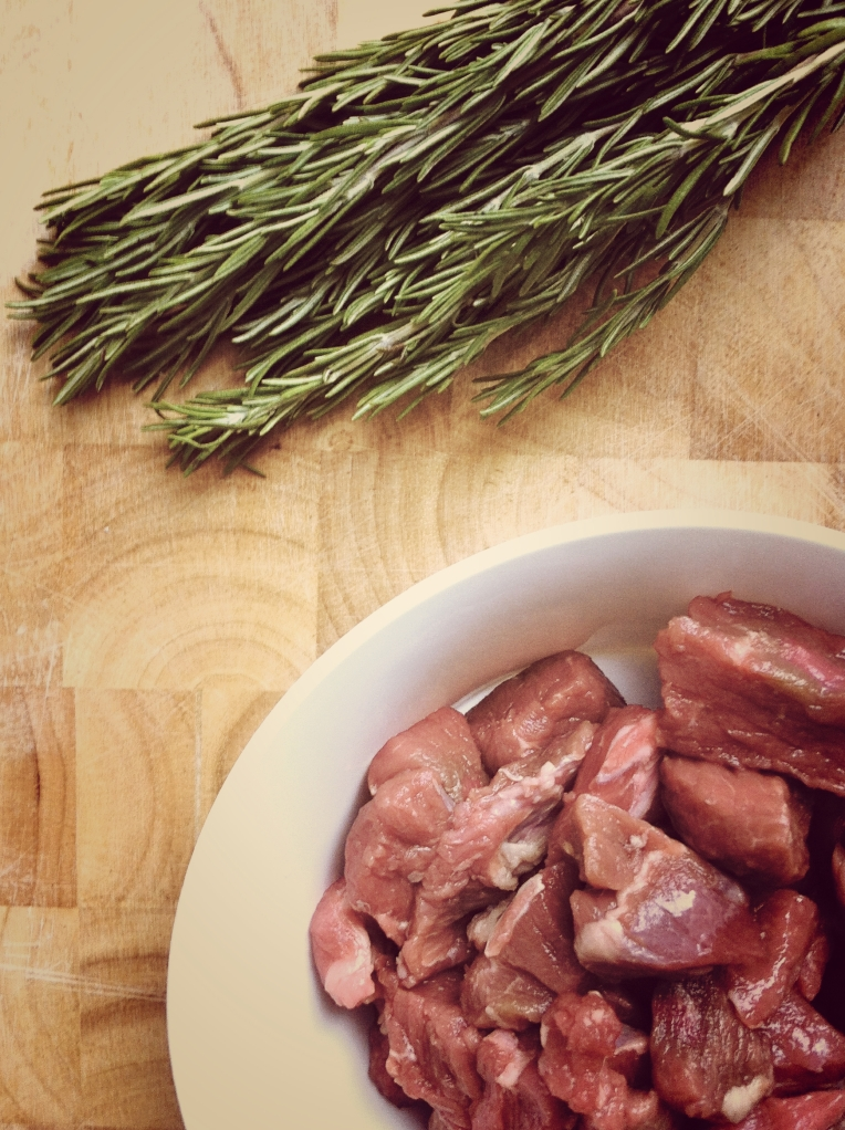 Lamb and Rosemary